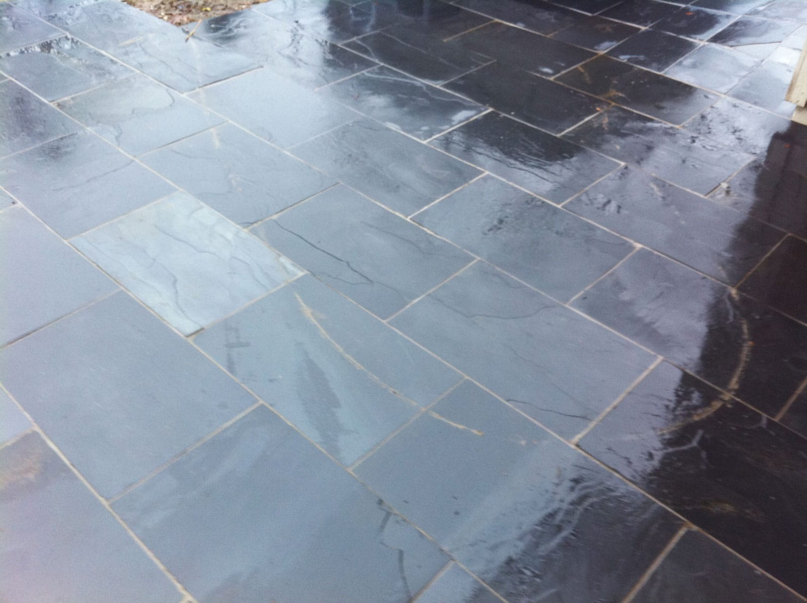 custom outdoor stone floor